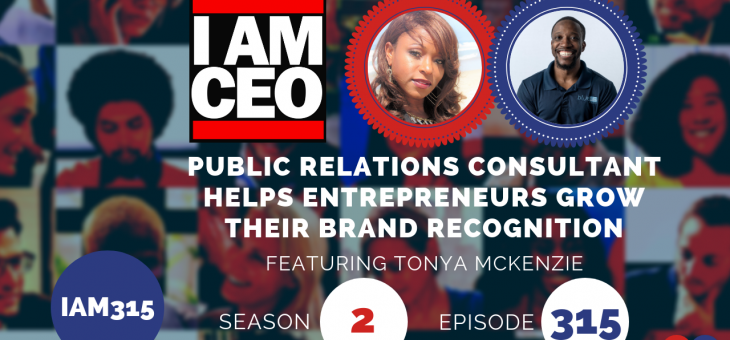Public Relations Consultant Helps Entrepreneurs Grow Their Brand Recognition